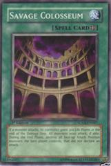 Savage Colosseum - SOVR-EN047 - Common - 1st Edition