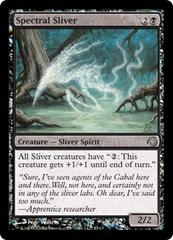 Spectral Sliver - Foil on Channel Fireball