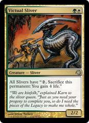 Victual Sliver - Foil on Channel Fireball