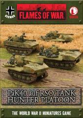 PaK40 auf RSO Platoon