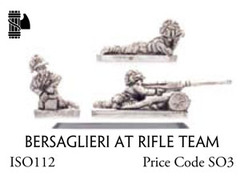 Bersaglieri AT Rifle Team