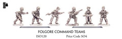 Folgore Command Teams