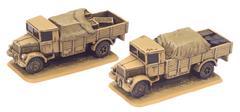 IT440: Lancia 3RO 6-ton truck (x2)