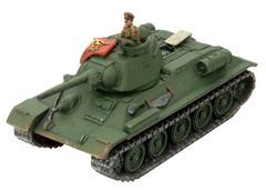 Komissar Mikhail Dedov - Tank