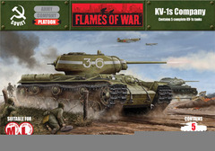 KV-1s Company - Platoon Box Sets