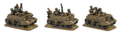 Universal Carrier - Vehicle, Halftrack
