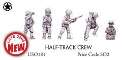 Half-Track Crew