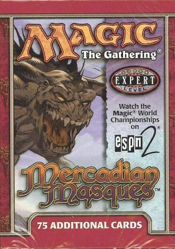 Mercadian Masques Tournament Starter Deck