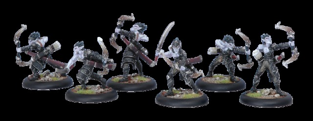 Blighted Archers Unit