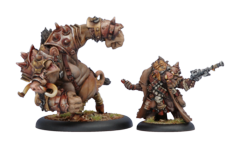(75017) Minions: Rorsh and Brine Minion Farrow Character Solo and Mercenary Minion Farrow Character Heavy Warbeast