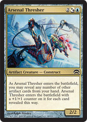 Arsenal Thresher on Channel Fireball