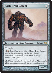 Bosh, Iron Golem on Channel Fireball