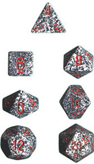 Granite Speckled 7 Dice Set - CHX25320