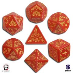 Pathfinder - Curse of the Crimson Throne (Q-Workshop) - 7 Dice Set