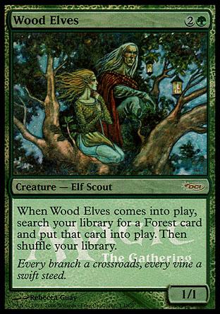 Wood Elves - Euro Promo