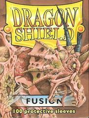 Fusion  - Standard Boxed Sleeves (Dragon Shield) - 100 ct