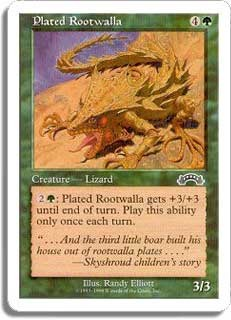 Plated Rootwalla