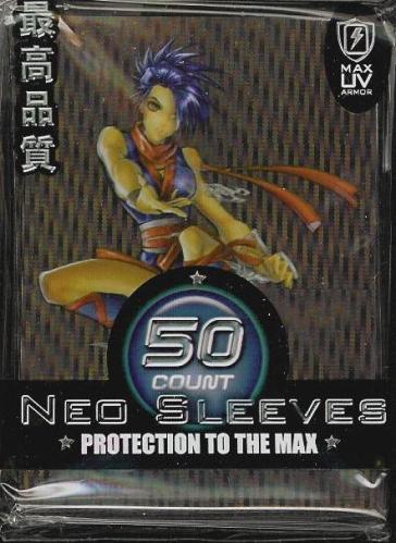 Max Protection Kunoichi Large Sleeves