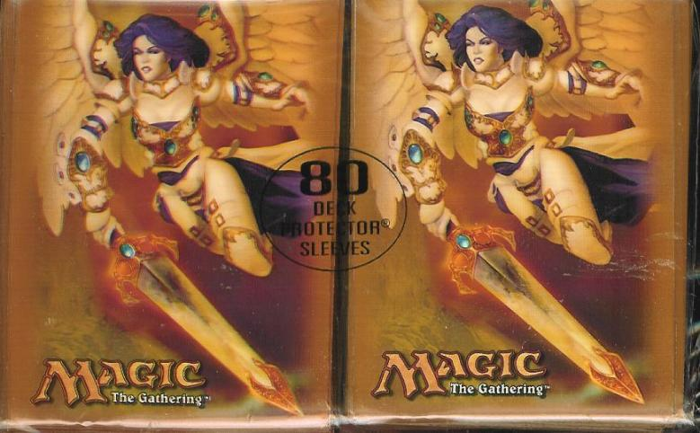 Ultra Pro 80 Ct Akroma, Angel of Wrath Design Sleeves