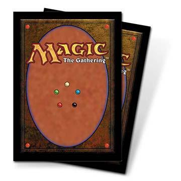 Card Back Standard Deck Protectors for Magic 80ct