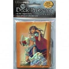 Warrior Princess Queenie Standard Deck Protectors 50ct