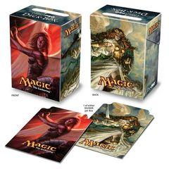 Magic 2010 Baneslayer Angel Treason Deck Box