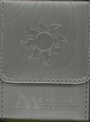Max Ion Magic the Gathering White  Mana Symbol Deck Box