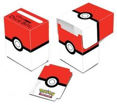 Pokemon Red and White Full-View Deck Box