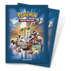 Pokemon Ultra Pro Series 3 Deck Protectors Pack of 50