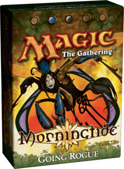 MTG Morningtide Theme Deck: Going Rogue