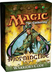 Morningtide Warrior's Code Precon Theme Decks