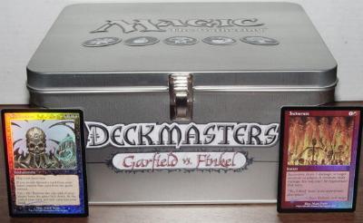 Deckmasters: Garfield vs. Finkel