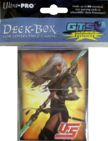 Deck Box - UFS - Zi Mei