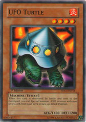 UFO Turtle - 5DS1-EN016 - Common - 1st Edition