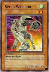 Speed Warrior - 5DS2-EN015 - Common - 1st Edition