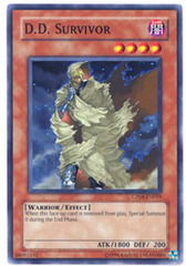 D.D. Survivor - CP04-EN019 - Common - Promo Edition