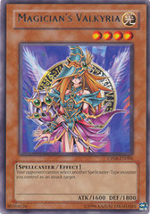 Magician's Valkyria - CP08-EN006 - Rare - Promo Edition on Channel Fireball
