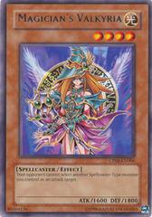 Magician's Valkyria - CP08-EN006 - Rare - Promo Edition