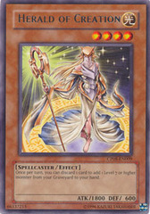 Herald of Creation - CP08-EN009 - Rare - Promo Edition on Channel Fireball