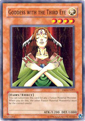 Goddess with the Third Eye - DB2-EN097 - Common - Unlimited Edition