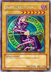 Dark Magician - DDS-002 - Secret Rare - Promo Edition