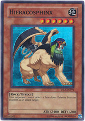 Hieracosphinx - DR3-EN192 - Super Rare - Unlimited Edition