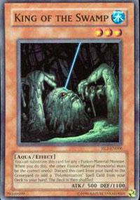 King of the Swamp - HL1-EN006 - Super Rare - Limited Edition