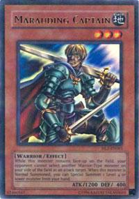 Marauding Captain - HL2-EN005 - Parallel Rare - Limited Edition