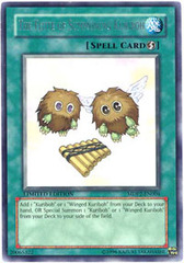 The Flute of Summoning Kuriboh - MDP2-EN004 - Rare - Limited Edition on Channel Fireball