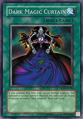 Dark Magic Curtain - PP01-EN008 - Secret Rare - Unlimited Edition on Channel Fireball