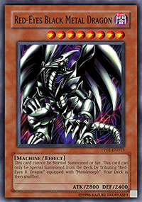 Red-Eyes Black Metal Dragon - PP01-EN015 - Super Rare - Unlimited Edition