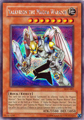 Valkyrion the Magna Warrior - SDD-001 - Secret Rare - Limited Edition