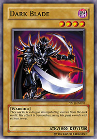 Dark Blade - YSDJ-EN003 - Common - 1st Edition