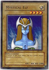 Mystical Elf - SDY-001 - Common - 1st Edition